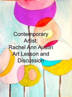 This lesson is ELA Common Core Compliant Rachel Ann Austin A Study of Poppies -Art Discussion -Questions to ask your students -Painting Welcome to a fun and easy way to teach Art Masterpiece/Contemporary Art inspired art classes to your year olds. School Teacher, Art School, Joy Art, Art Club, Teaching Art, Contemporary Artists, Memorial Day, Art Lessons, Poppies Art