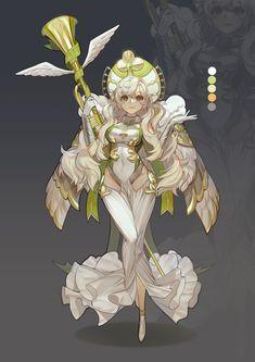 Game Character Design, Fantasy Character Design, Character Design References, Character Design Inspiration, Character Concept, Character Art, Anime Kunst, Anime Art, Fantasy Kunst