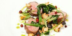 Christoffer Hruskova's pork neck recipe comes served with an impressive range of…
