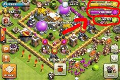 You will slowly require COC coins, elixir and also clash of clans gems for you to attain these upgrades. Unlike with coins as well as elixir, gems are tougher to get. To have clash of clans gems, cutting bushes or gem boxes is vital. Clash Clans, Clash Of Clans Cheat, Clash Of Clans Game, Microsoft Windows, Coc Hack, Clan Games, Castle Clash, Ios, Android Hacks