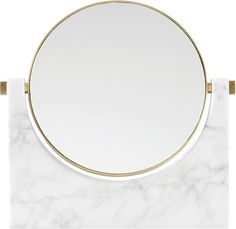 Finally a magnifying mirror that looks cool.