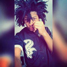 Freeform Locs Freeform Dreads, Happy Black, Dread Hairstyles, African American Hairstyles, Attractive Men, Black People, Gorgeous Men, Street Styles, Black Men