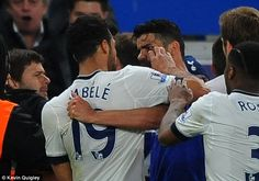 Tottenham boss Mauricio Pochettino brands it 'unfair' after Mousa Dembele is hit with six-game ban for Diego Costa eye-gouge