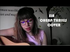 #YouTube #Cover #Music #Wall Decoration #Glasses # Guitar