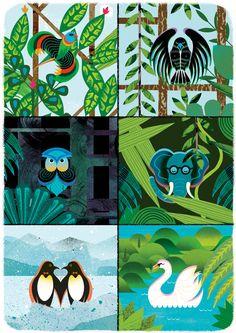 Marc Martin Marc Martin, Illustrators, Auction, Kids Rugs, Magazine, Beautiful, Vintage, Ideas, Design