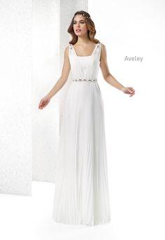 Aveley wedding dress #vestidosdenovia #Cabotine #tendencias