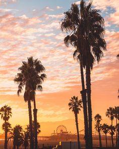 Santa Monica California by @debodoes by CaliforniaFeelings.com california cali LA CA SF SanDiego