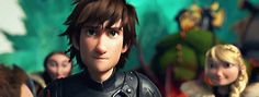 Hiccup the new chief :3