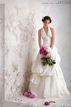 30 Beautiful Fashion Photographs by Marina Danilova - Best Dressed Brides