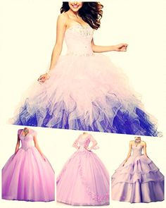 Quinceanera Guide - Lavender Quinceanera Dresses In Autumn Shades. Choose one of these Lavender quinceanera gowns for the big day of yours! Lavender Quinceanera Dresses, Quinceanera Party, Fashion And Beauty Tips, Dress First, Ball Gowns, Tulle, Ballet Skirt, Feminine, Formal Dresses