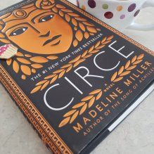 Circe by Madeline Miller, February book Harry Potter Books, Reading Challenge, I Fall, New Books, February, Wordpress, Joy, Glee, Being Happy