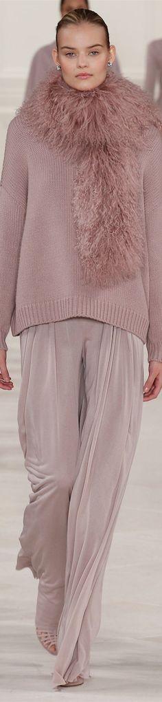 F/W 2014 Ready-To-Wear  Ralph Lauren    HF