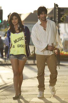 Priyanka Chopra + Shahid Kapoor