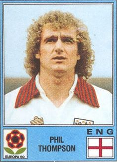 Terry McDERMOTT England 25 Caps 3 goals Honours : All with Liverpol Football League First Division 1983 European Cup 1981 Football League Cup 1983 Individual Honours : PFA Players' Player of the Year: 1980 Football Stickers, Football Cards, Baseball Cards, England Football Players, Der Club, World Football, Football Team, Player Card, Football Photos
