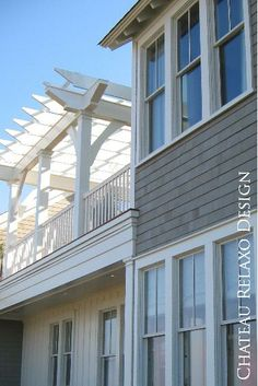 Taken at East Beach, a coastal community tucked along the Chesapeake Bay. Photographed during Homearama tour, on the very day I earned my real estate license! Real Estate License, Shingle Siding, Chesapeake Bay, Summer Breeze, Virginia, Coastal, Exterior, Tours, Patio