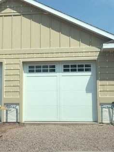 Courtyard Collection (model 161t) Stockton Windows White Paint Finish & Impressions Door Collection (model 982) Clay Stain Finish ...