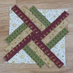 The Whirlwind Quilt Block goes by a bunch of other names - Modern Envelope, Twin Sisters, Water Wheel, etc, etc. The traditional Whirlwind quilt block uses only 2 colors but this variation uses 4 fabrics. I'll show you 2 different ways to sew this block t Strip Quilt Patterns, Patchwork Quilt Patterns, Pattern Blocks, Quilting Patterns, Easy Quilt Patterns Free, Shirt Patterns, Patchwork Designs, Pants Pattern, Canvas Patterns