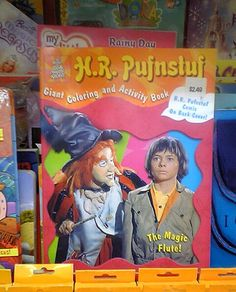 H.R. Pufnstuf - where you go when things get rough, HR Pufnstuf, you can't do a little cause you can't do enough!