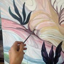 Bilderesultat for instagram katzahl Artist At Work, Artists, Painting, Instagram, Painting Art, Paintings, Painted Canvas, Artist, Drawings