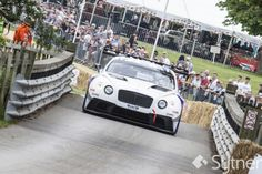Bentley's New GT3 Race Car Caused Quite a Stir