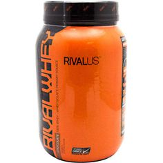 Rivalus Rival Whey Protein 2 Lb - Chocolate, $24.99
