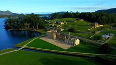 World Heritage listed Port Arthur Historic Site is the best preserved convict…