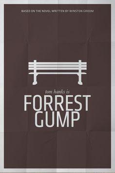 #Minimalism #Posters #Movie