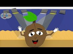 Ceviz Adam - Çizge TV - Çizgi Film - Okul Öncesi - Ana Okulu - Çocuk Şarkıları - YouTube