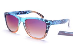 Oakley Frogskins Square Blue Leopard AUS