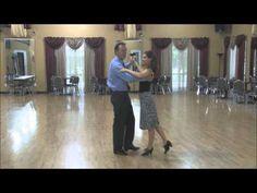 Basic Elements For Ballroom Dancing - YouTube