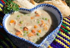 Best of Long Island and Central Florida: Turkey Pot Pie Soup