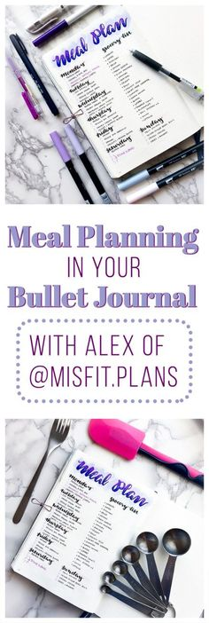 Meal Planning in you