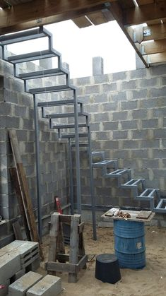 Interior Stair Railing, Balcony Railing Design, Window Grill Design, Flooring For Stairs, Concrete Stairs, Wooden Stairs, Steel Stairs, Loft Stairs, House Stairs