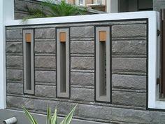 40 Model Pagar Tembok Minimalis - Bicara tentang membangun sebuah rumah, ada banyak hal yang harus anda perhatikan. Mulai dari hal-hal besa...