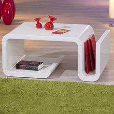 193,12€ Links 20800820 Zara - Mesa de Centro, color blanco: Amazon.es: Hogar