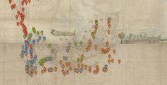 Goede Hoop - Binnenlanden Alle tekeningen, dagboeken en brieven van Robert Jacob Gordon zijn nu voor iedereen toegankelijk via robertjacobgordon.nl. De interactieve website maakt het mogelijk precies na te gaan wat Gordon waar tegenkwam. Zo kun je tot in detail inzoomen op de 18de-eeuwse kaart die hij maakte en deze via Google Maps vergelijken met de huidige locaties in Zuid -Afrika.