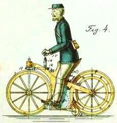 1885+Motorcycle | ... 1885 Gottlieb Daimler first motorcycle design internal combustion