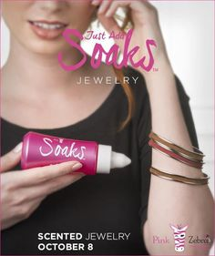 Are you coming to Rally October 8th? Join me as a guest and get a free gift for attending. Also get to see the new just add soaks jewelry! #soaks #pinkzebrahome #pinkzebra #pinksprinkleschic #rally #jewerly