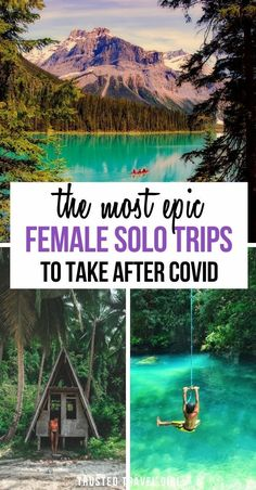 Best Solo Travel Destinations, Solo Travel Tips, Amazing Destinations, Places To Travel, Travel Articles, Travel Info, Travel Advice, Travel Guides, Solo Vacation