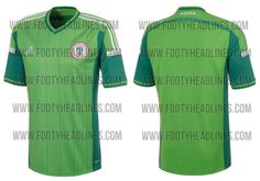 04852ba78 Super Eagles  World Cup jersey leaked - http   theeagleonline.com.