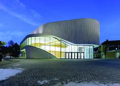 Montforthaus in Feldkirch / HASCHER JEHLE Architektur