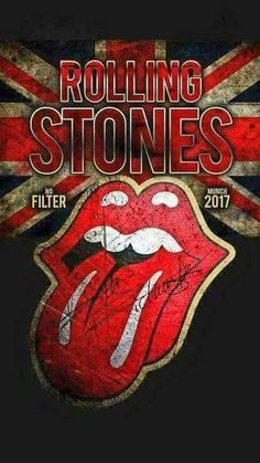 #rollingstones #stones #rock #hardrock #métal #blues #pop #rocktalife #groupesderock #acdc #metallica #slayer #motorhead #tshirtrock #patchrock #badgerock #rockandroll #music #legends #icon #drugs #best #rockstar #cool #glimmertwins #classicrock #guitar #drums #bass #sixties #seventies #eighties Pop Rock, Rock N Roll, Heavy Metal, Rock Band Posters, Rolling Stones Logo, Vintage Music Posters, Tour Posters, Music Wallpaper, Rock Legends