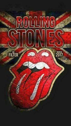 #rollingstones #stones #rock #hardrock #métal #blues #pop #rocktalife #groupesderock #acdc #metallica #slayer #motorhead #tshirtrock #patchrock #badgerock #rockandroll #music #legends #icon #drugs #best #rockstar #cool #glimmertwins #classicrock #guitar #drums #bass #sixties #seventies #eighties Pop Rock, Rock N Roll, Logo Rolling Stones, Rock Band Posters, Tour Posters, Music Wallpaper, Rock Legends, Nouvel An, Keith Richards