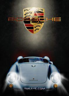 1956 Porsche Spider