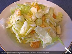 Eisbergsalat Thessa (Rezept mit Bild) von Schokomaus01 | Chefkoch.de