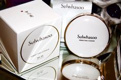 THE SULWHASOO PERFECTING CUSHION REVIEW AND WHY I'M OBSESSED WITH CUSHION COMPACTS