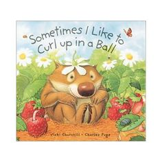 Sometimes I Like to Curl Up in a Ball - Churchill, Vicki/ Fuge, Charles   #OnlineShopping  #KidsBooks  #ChildrensBooks