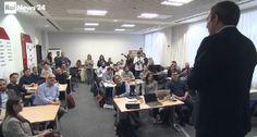 Cronaca: #Hackathon #vince La #Stampa. Premio popolare e menzione della giuria a Rainews (link: http://ift.tt/2lHd1At )