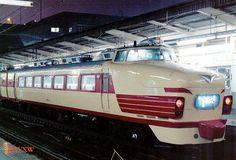 K 国鉄 クハ481形① 01-40 ボンネット車: 国鉄 クハ481形 クハ481 ...