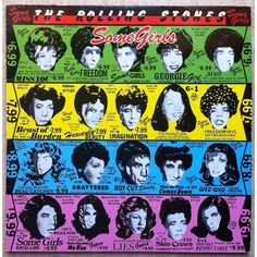 The Rolling Stones: Some Girls (1978)